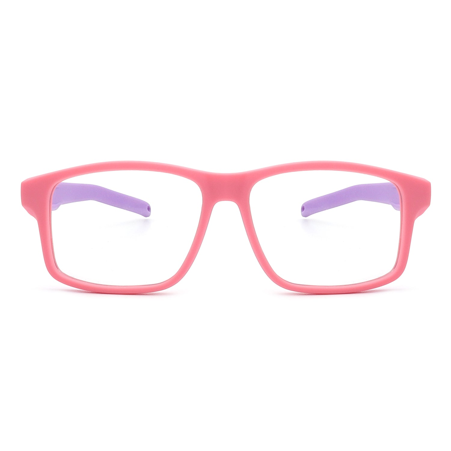 HK1012 - Children Rectangle Classic Blue Light Blocker Glasses