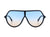 8128 - Oversize Aviator Fashion Sunglasses - Iris Fashion Inc. | Wholesale Sunglasses and Glasses