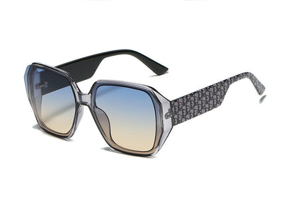 2183 - Women Square Oversize Fashion Sunglasses - Iris Fashion Inc. | Wholesale Sunglasses and Glasses