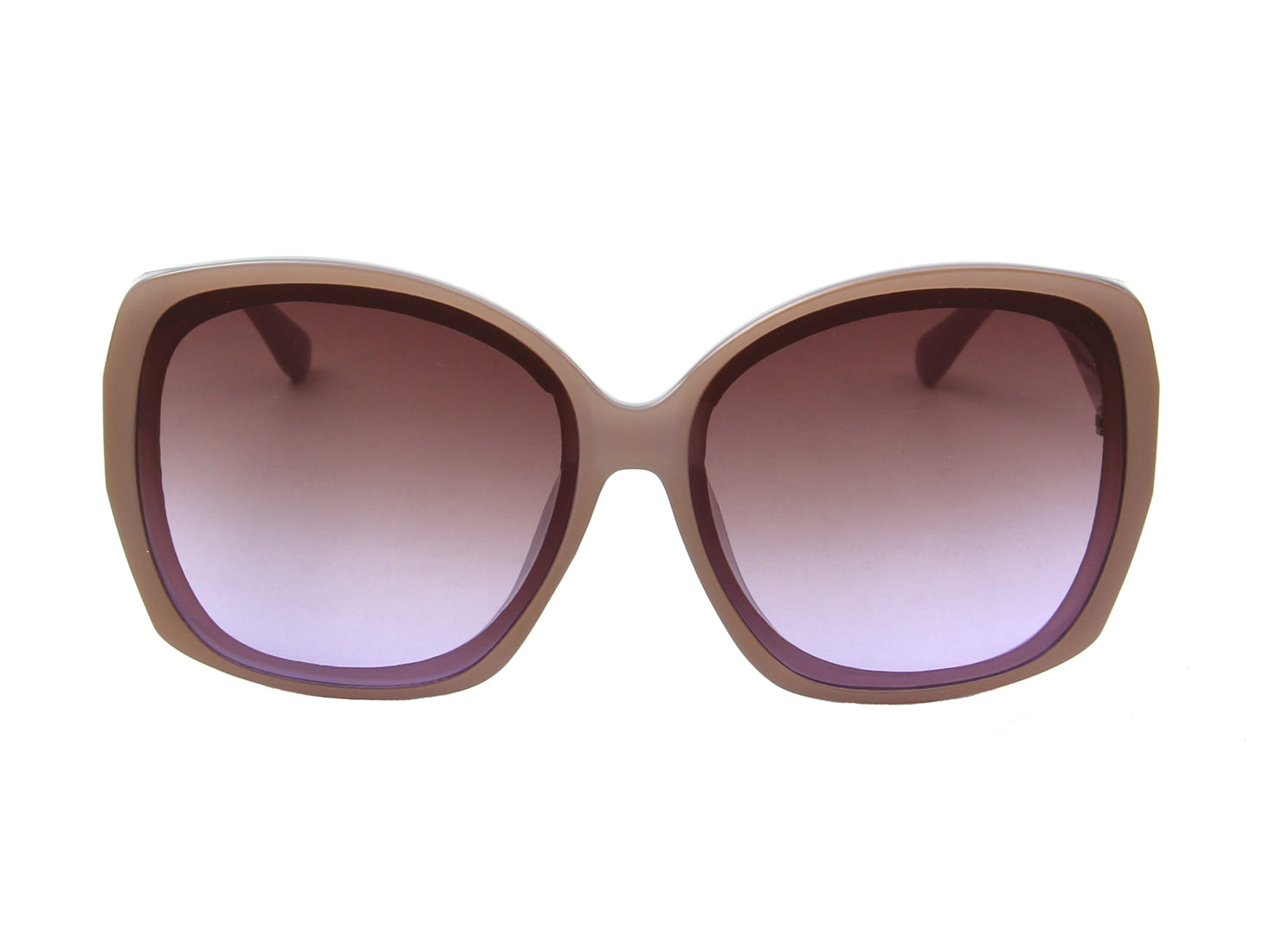 S1140 - Women Square Cat Eye Fashion Sunglasses