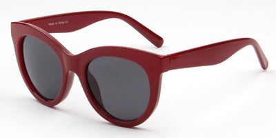 S1044 - Women Round Cat Eye Sunglasses - Wholesale Sunglasses and glasses