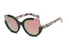 S2053 - Women Round Cat Eye Sunglasses - Wholesale Sunglasses and glasses