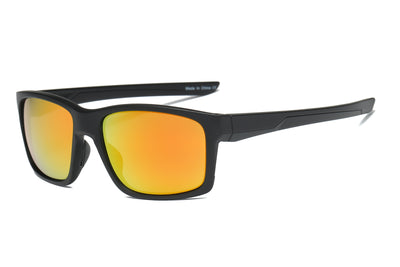 Y1003 - Men Sports Rectangle Sunglasses - Iris Fashion Inc. | Wholesale Sunglasses and Glasses