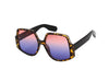 S1146 - Women Square Oversize Fashion Sunglasses - Iris Fashion Inc. | Wholesale Sunglasses and Glasses