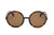 S1074 Women Round Oversize Sunglasses - Iris Fashion Inc. | Wholesale Sunglasses and Glasses