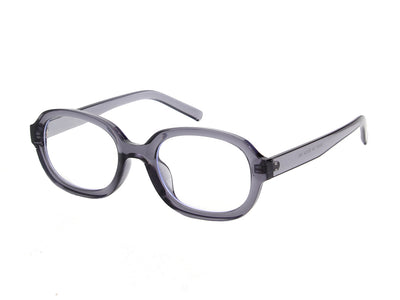 B1001 - Round Oval Blue Light Blocker Glasses - Iris Fashion Inc. | Wholesale Sunglasses and Glasses