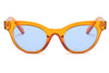 S1056 Women Round Cat Eye Sunglasses - Wholesale Sunglasses and glasses here we show