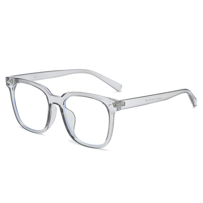 B1012 - Classic Square Blue Light Blocker Fashion Glasses