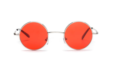 S1114 - Unisex Round Fashion Sunglasses - Iris Fashion Inc. | Wholesale Sunglasses and Glasses