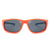 HKP1007 - Kids Rectangle Polarized Sports Wrap Children Sunglasses