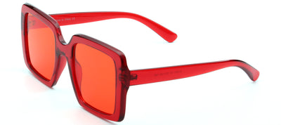 S1093 - Retro Square Sunglasses - Iris Fashion Inc. | Wholesale Sunglasses and Glasses