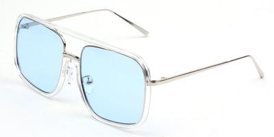 S3004 - Oversize Square Fashion Sunglasses - Iris Fashion Inc. | Wholesale Sunglasses and Glasses