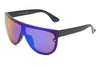 S1055 - Oversize Mirrored Aviator Sunglasses - Iris Fashion Inc. | Wholesale Sunglasses and Glasses