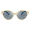 HKP1005 - Kids Round Cat Eye Polarized Children Fashion Sunglasses