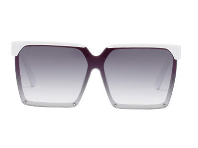 9088 - Women Square Oversize Fashion Sunglasses
