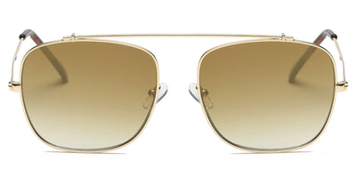 S1009 - Classic Metal Square Fashion Sunglasses - Iris Fashion Inc. | Wholesale Sunglasses and Glasses