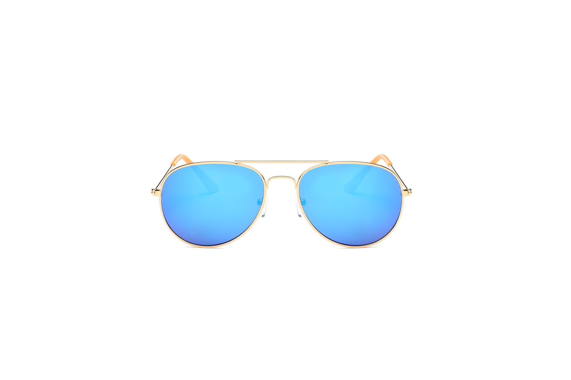 S1007 - Classic Small Aviator Sunglasses - Iris Fashion Inc. | Wholesale Sunglasses and Glasses