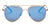 S2046 - Classic Mirrored Aviator Sunglasses - Iris Fashion Inc. | Wholesale Sunglasses and Glasses
