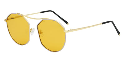 S2035 - Women Round Tinted Lens Sunglasses - Iris Fashion Inc. | Wholesale Sunglasses and Glasses