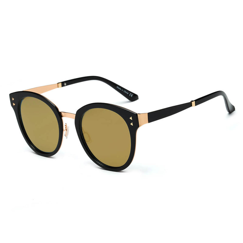 dcd02432f5 CA16 Hipster Polarized Lens Horned Rim Sunglasses - Wholesale Sunglasses  and glasses here we show