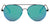S2047 - Classic Mirrored Aviator Fashion Sunglasses - Wholesale Sunglasses and glasses