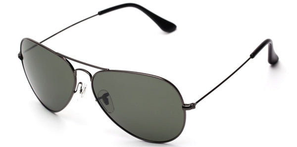 P3025 Metal Frame Polarized Aviator Sunglasses - Wholesale Sunglasses and glasses