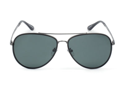 PCB08 - Classic Metal Polarized Mirrored Aviator Sunglasses - Iris Fashion Inc. | Wholesale Sunglasses and Glasses