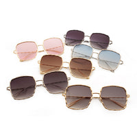S2025 Wave Frame Square Sunglasses - Wholesale Sunglasses and glasses