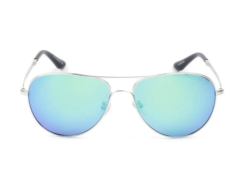 e6551dc142 PCB07 Hipster Mirrored Polarized Lens Aviator Sunglasses - Wholesale  Sunglasses and glasses here we show
