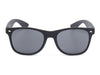 E15 - Classic Pillowed Rectangle Mirrored Lens Sunglasses - Iris Fashion Inc. | Wholesale Sunglasses and Glasses