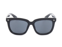 E08 Hipster Thick Frame Square Mirrored Lens Sunglasses - Wholesale Sunglasses and glasses