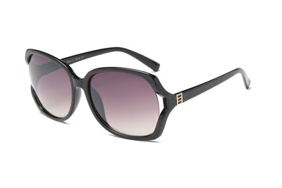 E42 - Women's Oversize Square Butterfly Sunglasses - Iris Fashion Inc. | Wholesale Sunglasses and Glasses