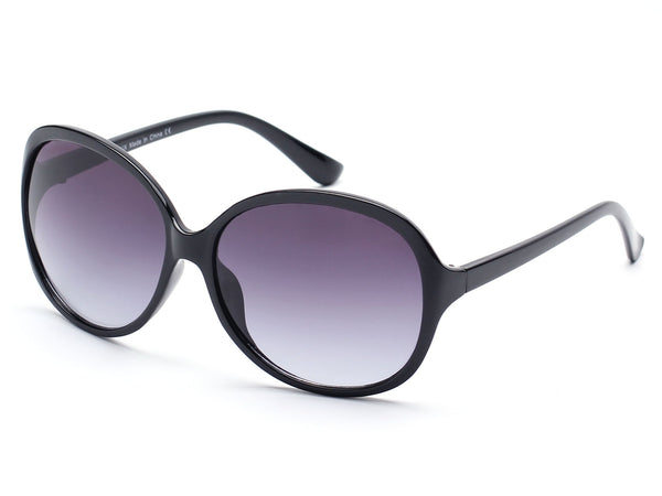 E30 Premium Oversize Thin Frame Round Butterfly Sunglasses - Wholesale Sunglasses and glasses