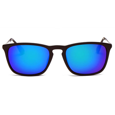 D33 - Men's Vintage Retro Squared Sunglasses - Iris Fashion Inc. | Wholesale Sunglasses and Glasses
