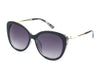 D50 - Deluxe Round Pearl Hinged Cat Eye Sunglasses - Wholesale Sunglasses and glasses