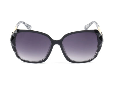 D47 - Celebrity Fashion Oversized Rectangular Sunglasses - Iris Fashion Inc. | Wholesale Sunglasses and Glasses