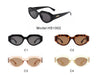 HS1002 - Women Round Cat Eye Fashion Sunglasses