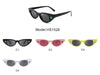 HS1028 - Retro Slim Small Designer Cat Eye Fashion Sunglasses