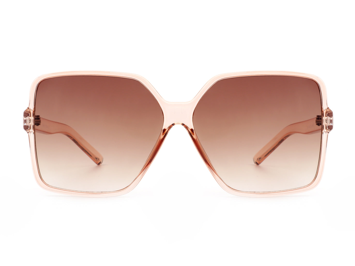 S1154 - Women Oversize Square Fashion Sunglasses