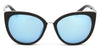 S2015 - Women Round Cat Eye Sunglasses - Iris Fashion Inc. | Wholesale Sunglasses and Glasses