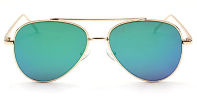S2013  - Classic Aviator Mirrored Sunglasses - Iris Fashion Inc. | Wholesale Sunglasses and Glasses