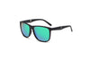 S1021 - Men Sports Mirrored Square Sunglasses - Iris Fashion Inc. | Wholesale Sunglasses and Glasses