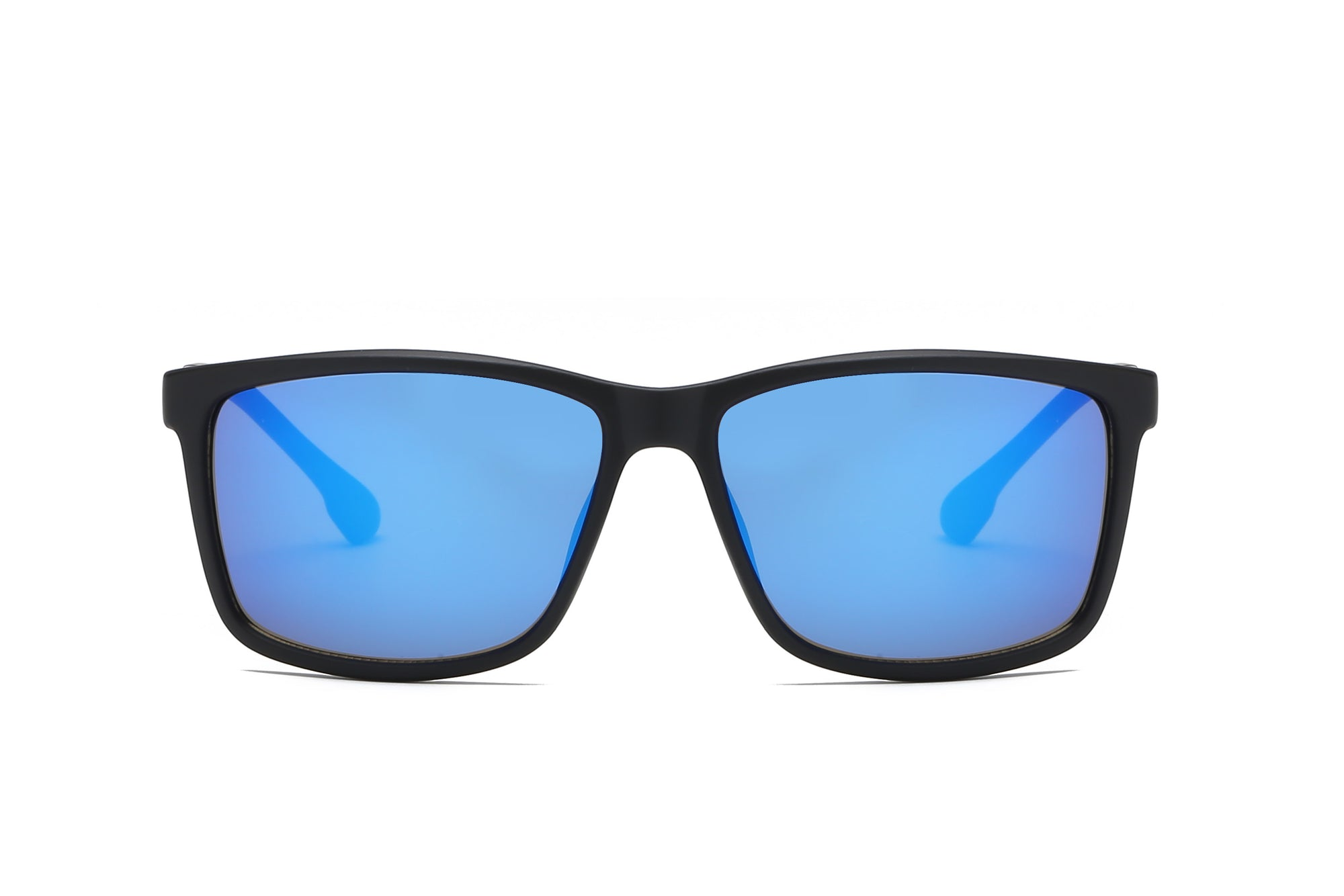 S1022 -  Men Sports Square Sunglasses - Iris Fashion Inc. | Wholesale Sunglasses and Glasses