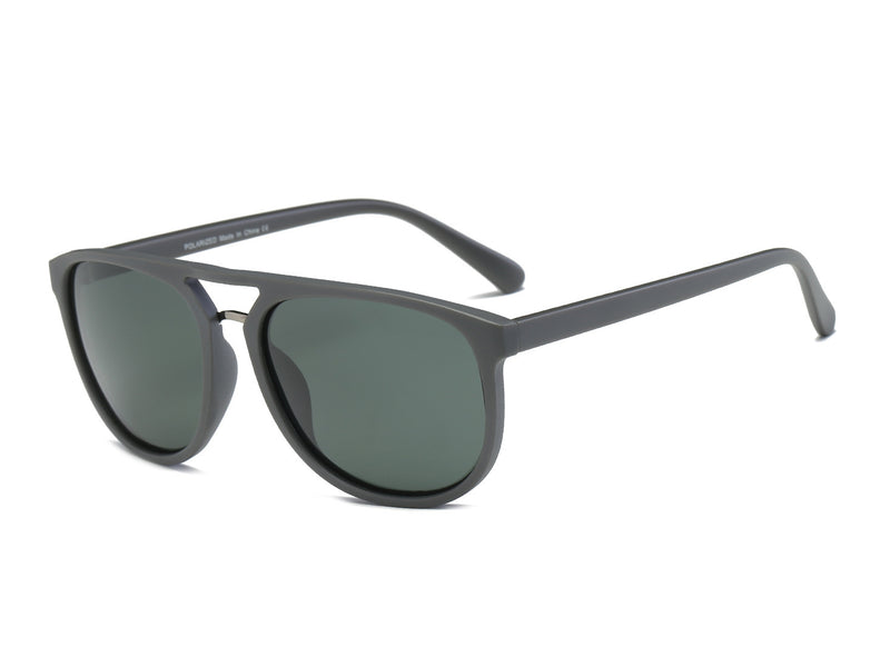 P1005 - Polarized Aviator Fashion Sunglasses - Iris Fashion Inc. | Wholesale Sunglasses and Glasses
