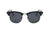P1011 - Classic Half Frame Clubmaster Fashion Sunglasses - Wholesale Sunglasses and glasses