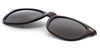 PS2018 - Polarized Clip-On Lens Rectangular Nailed Deco Sunglasses - Iris Fashion Inc. | Wholesale Sunglasses and Glasses