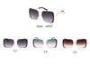 J2007 - Women Classic Square Fashion Sunglasses - Iris Fashion Inc. | Wholesale Sunglasses and Glasses