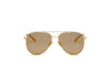 PRSR-J64198 - Classic Polarized Fashion Aviator Sunglasses - Iris Fashion Inc. | Wholesale Sunglasses and Glasses