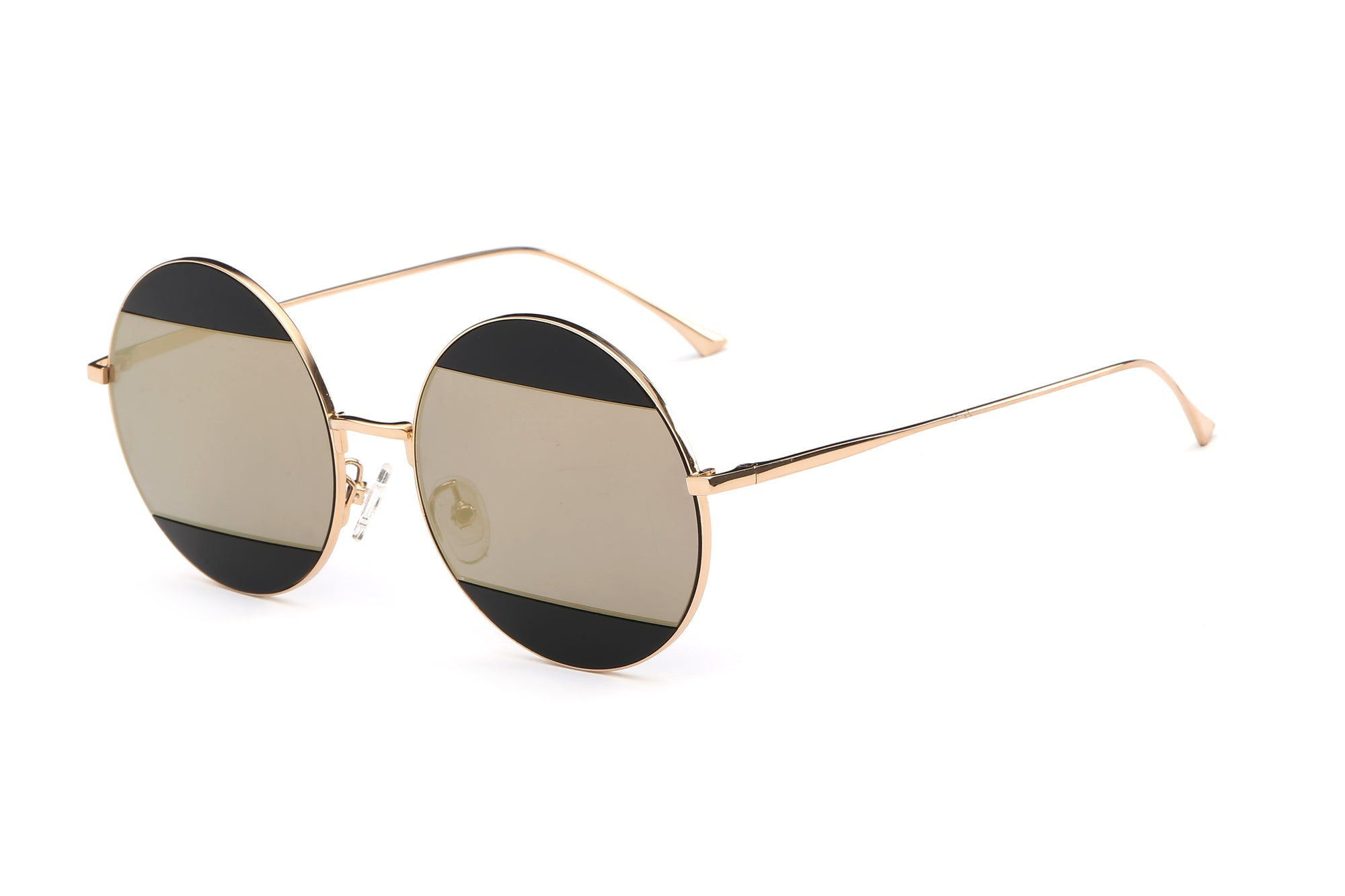 PSRR-J6675 - Women Round Fashion Sunglasses - Iris Fashion Inc. | Wholesale Sunglasses and Glasses