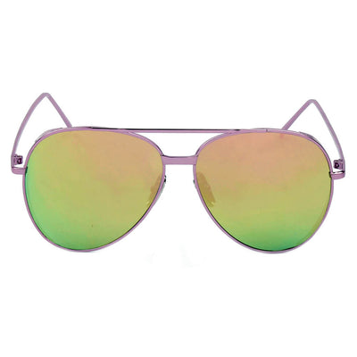 CD12 - Premium Mirrored Lens Oversize Aviator Sunglasses - Iris Fashion Inc. | Wholesale Sunglasses and Glasses